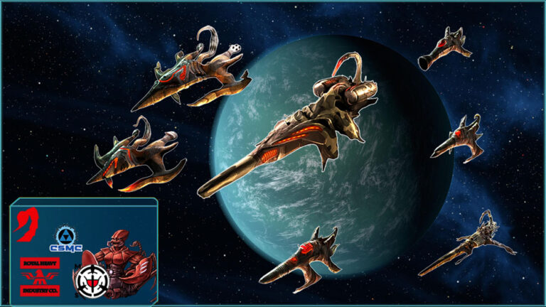 Sci-Fi 4X Strategy Game GALACTIC INHERITORS Arrives