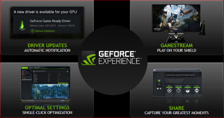 GeForce Experience Beta Brings Big Changes