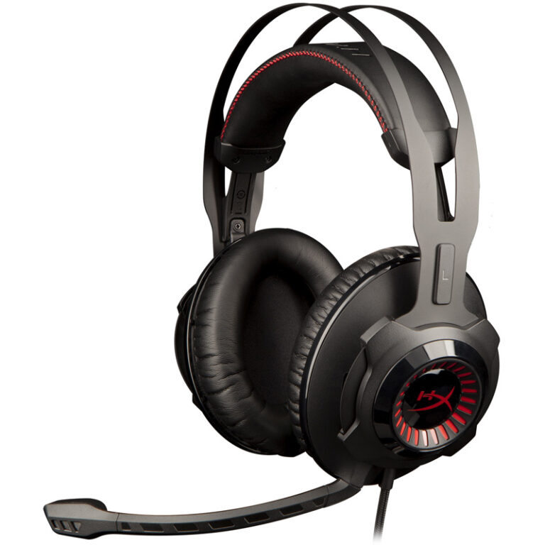 HyperX Cloud Revolver Gaming Headset available for Pre-order