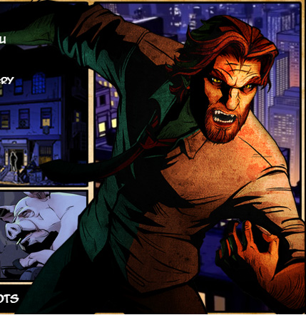Mad Max & The Wolf Among Us come to SHIELD discounted