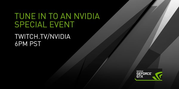 Nvidia's Special Event livestream Friday
