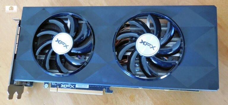 The XFX 390 Double Dissipation XXX OC vs. the Reference 290X