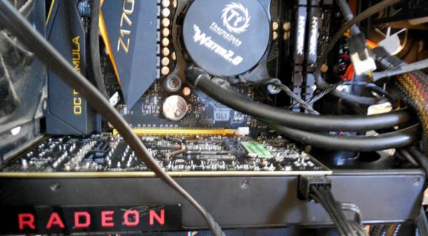 Devil's Canyon i7-4790K vs. Skylake i7-6700K using the RX 480