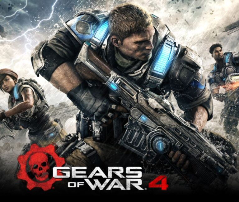 Gears of War 4 Campaign Review & PC Performance/IQ Analysis