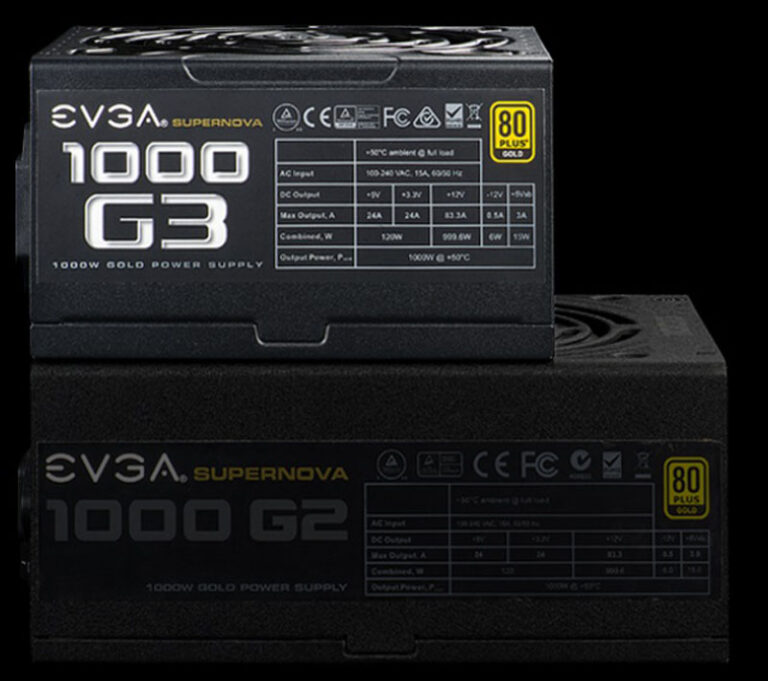 Introducing EVGA's SuperNOVA G3 Power Supplies