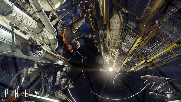 Only Yu Can Save the World – Prey Video released