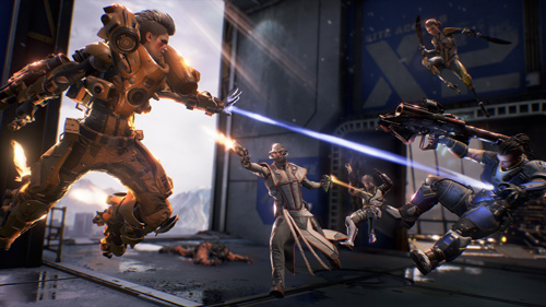 New Game Ready 384.76 Driver for Lawbreakers Rise Up Beta!