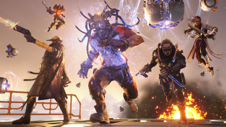New Game Ready GeForce 384.94 for LawBreakers includes ShadowPlay Highlights