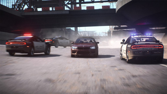 Need for Speed Payback new 4K 60FPS Gameplay Video & Recommended PC Specs