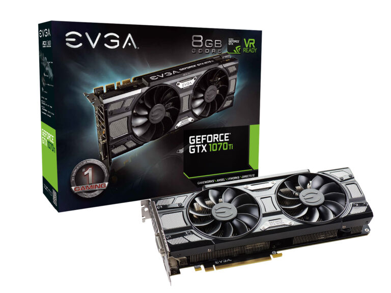 The GTX 1070 Ti is now available for pre-order!