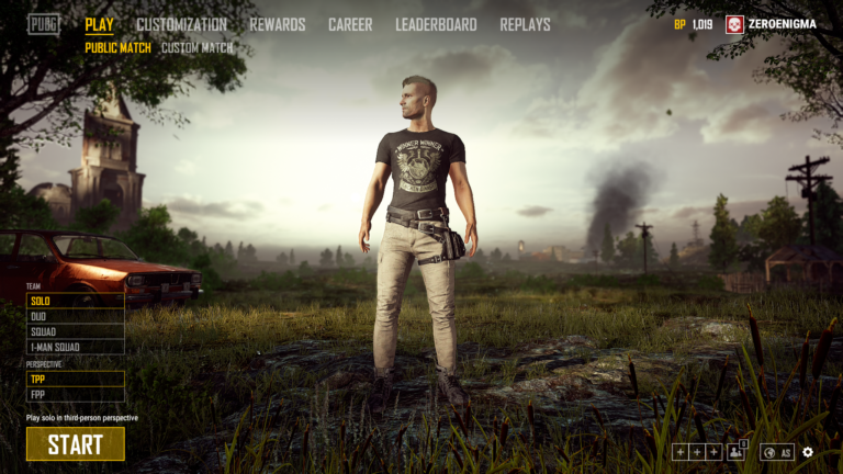 PlayUnknown's Battlegrounds Review