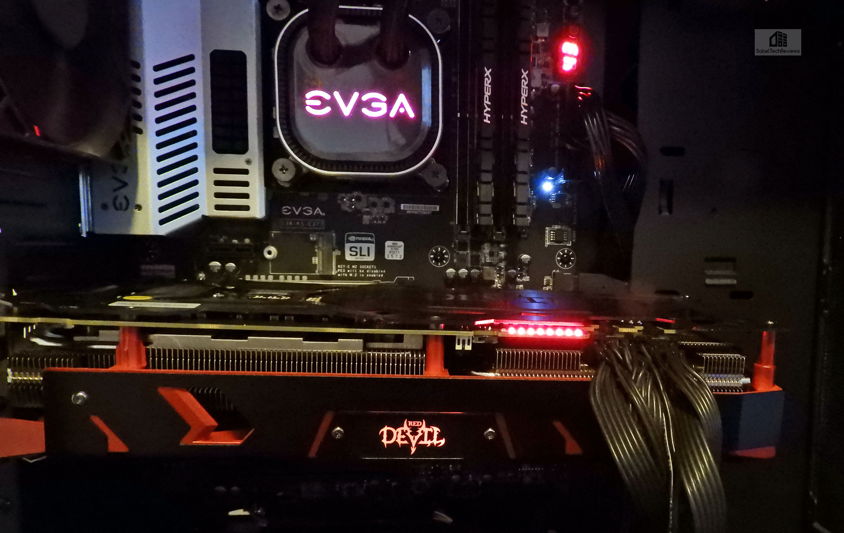 The Powercolor Red Devil Vega 64 Review Featuring 30 Games