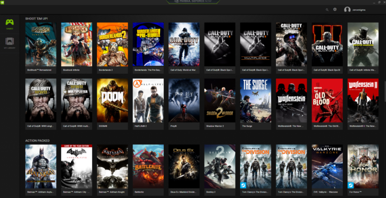 GeForce NOW Beta for PC, a Deeper Look at the Streaming Service