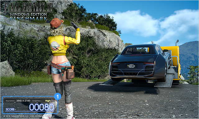 GeForce 391.01 Driver now Available for the Playable PC Demo of Final Fantasy XV