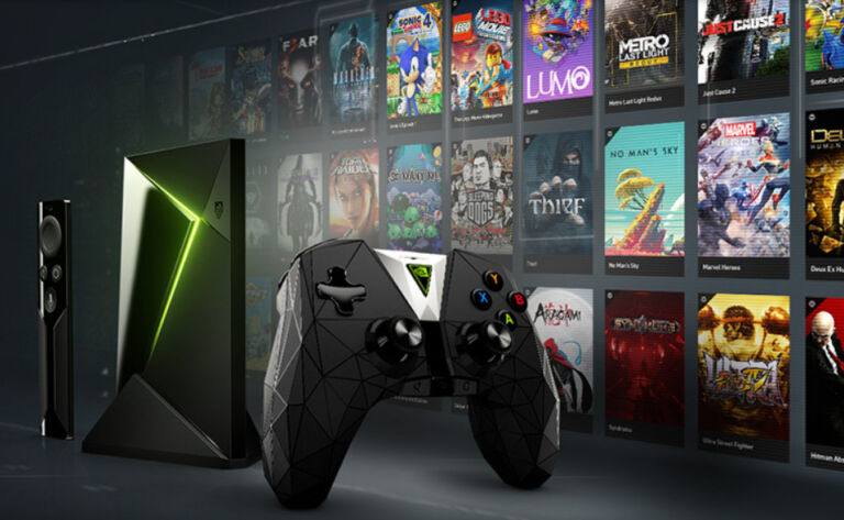 GeForce NOW launching on SHIELD