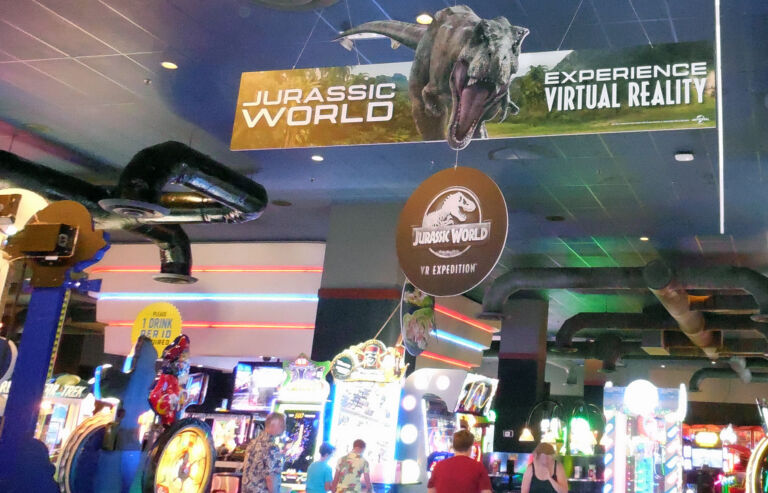 Behind the Scenes with the Vive Pro at the Jurassic Park VR Expedition