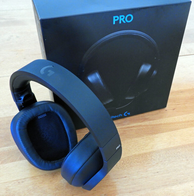 The Logitech G Pro Headset Review – Built for Pro Gamers