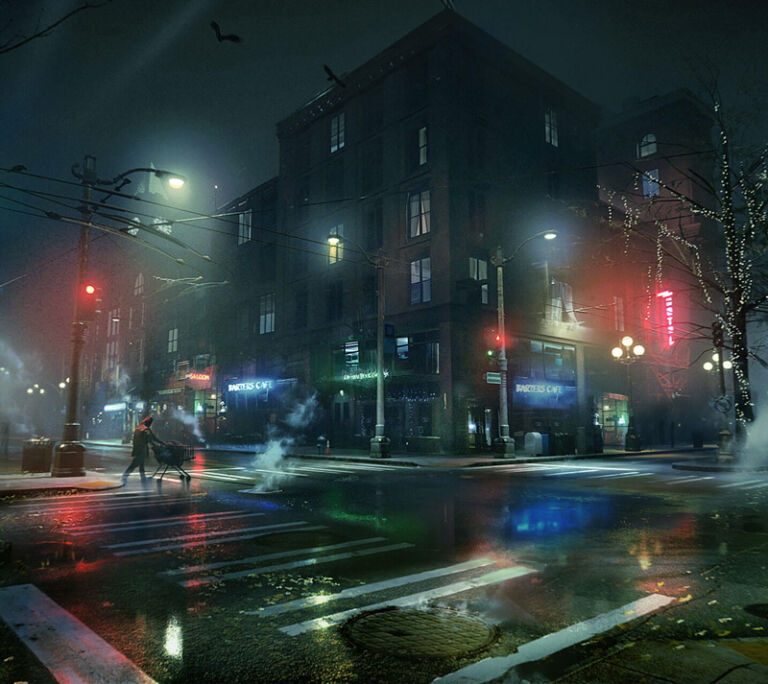 Vampire: The Masquerade – Bloodlines 2 Announced at GDC