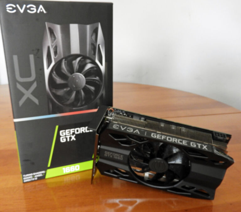 The EVGA GTX 1660 XC takes on the Red Devil RX 590 in 41 games