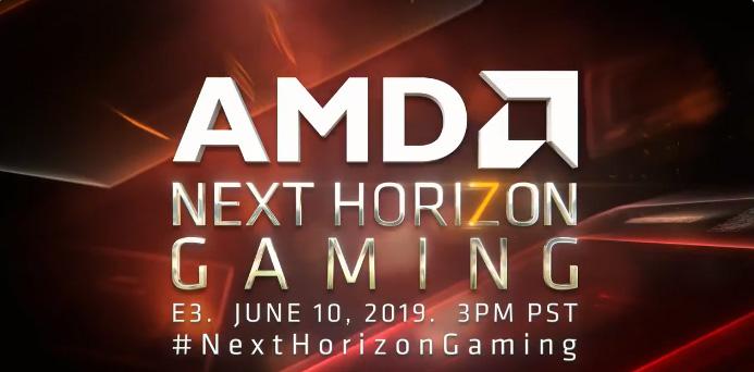AMD Announces E3 & Computex Livestreams to Unveil new Gaming Tech