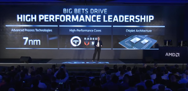 AMD's Computex 2019 Keynote Announces Exciting Next-Gen Hardware