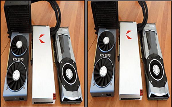 VR Wars: the RTX 2070 vs. the GTX 1080 vs. the Vega 64