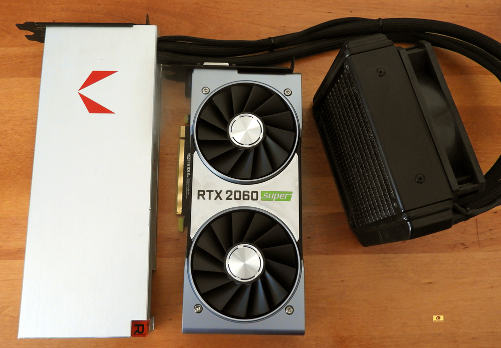 The Rtx 2060 Super Vs Rx Vega 64 Overclocking Showdown