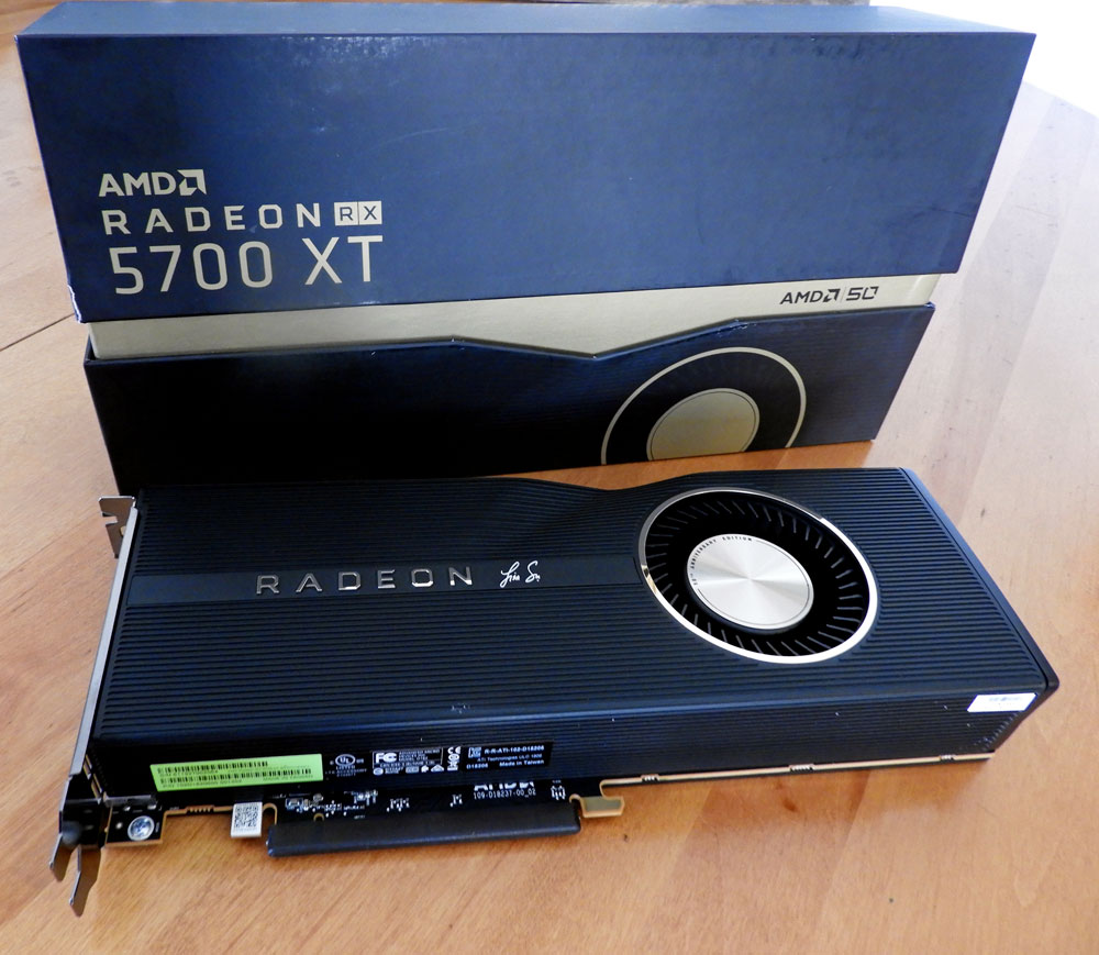 The Rx 5700 Xt Anniversary Edition Review Versus The Super Cards