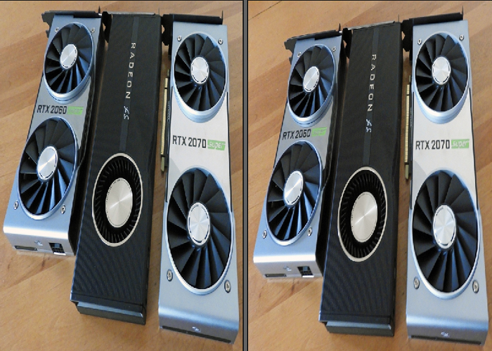 VR Wars: the RTX 2060 Super vs. the RX 5700 XT vs. the RTX 2070 Super