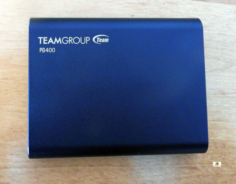 Team Group's USB 3.1 Gen 1 Portable PD400 240GB SSD Review For Gamers