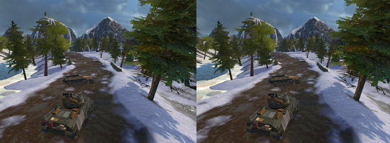 Winter Fury: The Longest Road VR Tank Game wave shooter review
