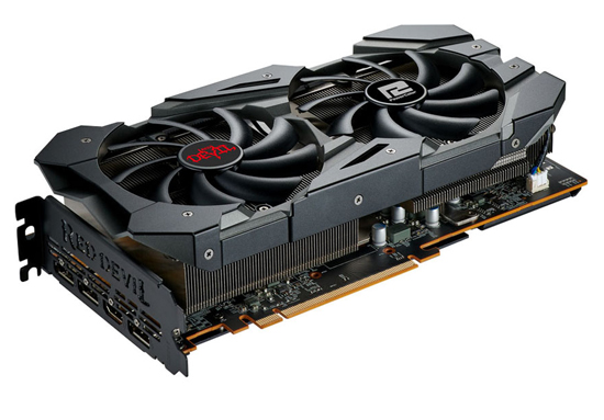PowerColor Previews its RX 5600 XTs at CES 2020