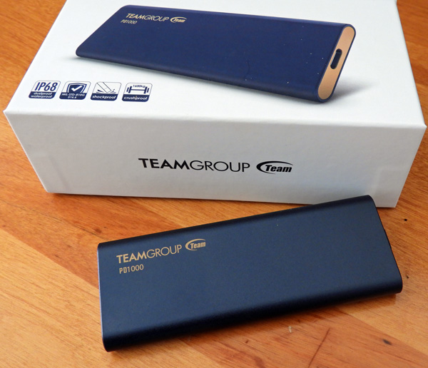 The Team Group PD1000 USB 3.2 Gen 2 SSD – Is an External Drive Useful For Gaming?