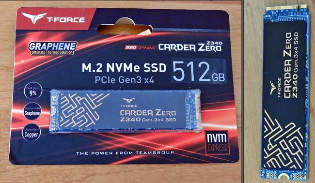 The CARDEA ZERO Z340 NVMe M.2 512GB SSD Review