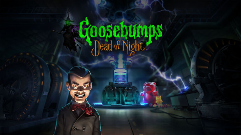 Goosebumps: Dead of Night – Nintendo Switch Review