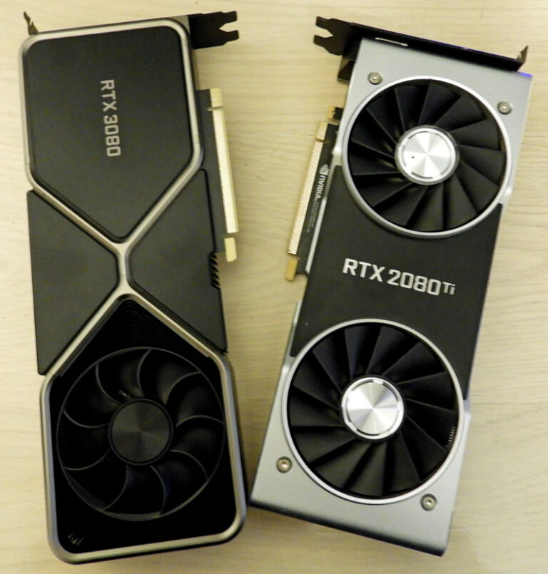 VR Wars:  Ampere vs Turing – the RTX 3080 vs. the RTX 2080 Ti – FCAT-VR Performance benchmarked