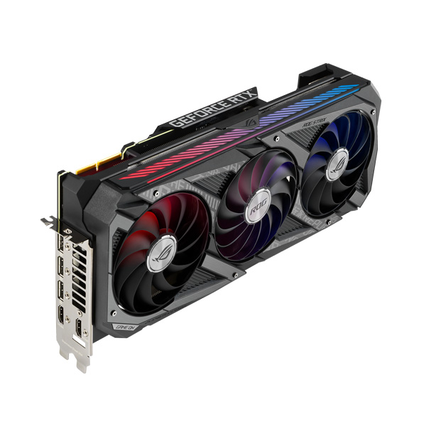 ASUS Announces ROG Strix, TUF Gaming and Dual NVIDIA GeForce RTX 30 Series Graphics Cards