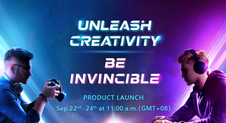 TEAMGROUP's T-CREATE  – New Product Online Launch to Be Held on September 22nd