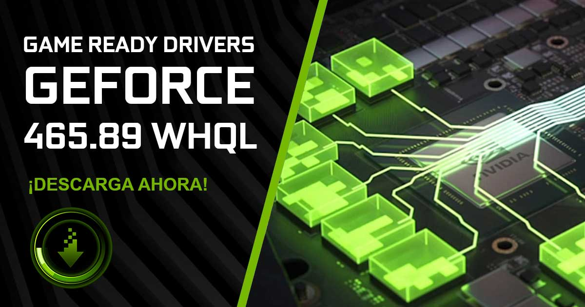 GeForce 465.89 Driver Performance Analysis