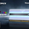 TEAMGROUP's Colorful and Translucent XTREEM ARGB WHITE Memory Series Win…