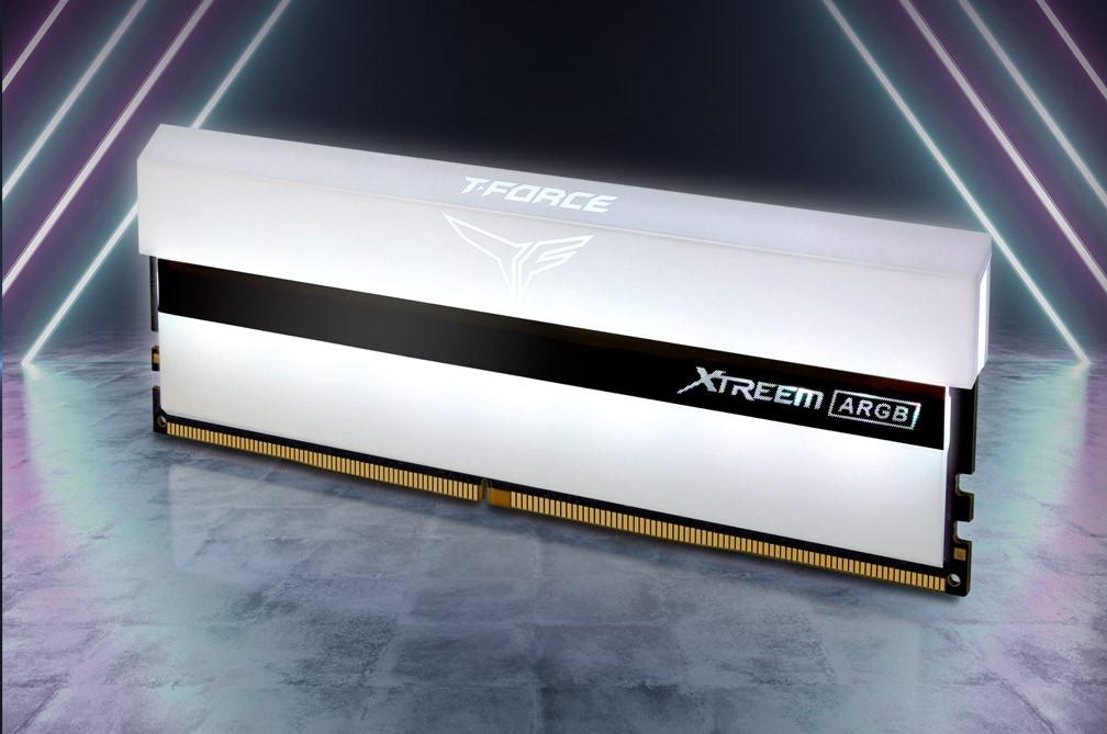 t-force xtreem argb white